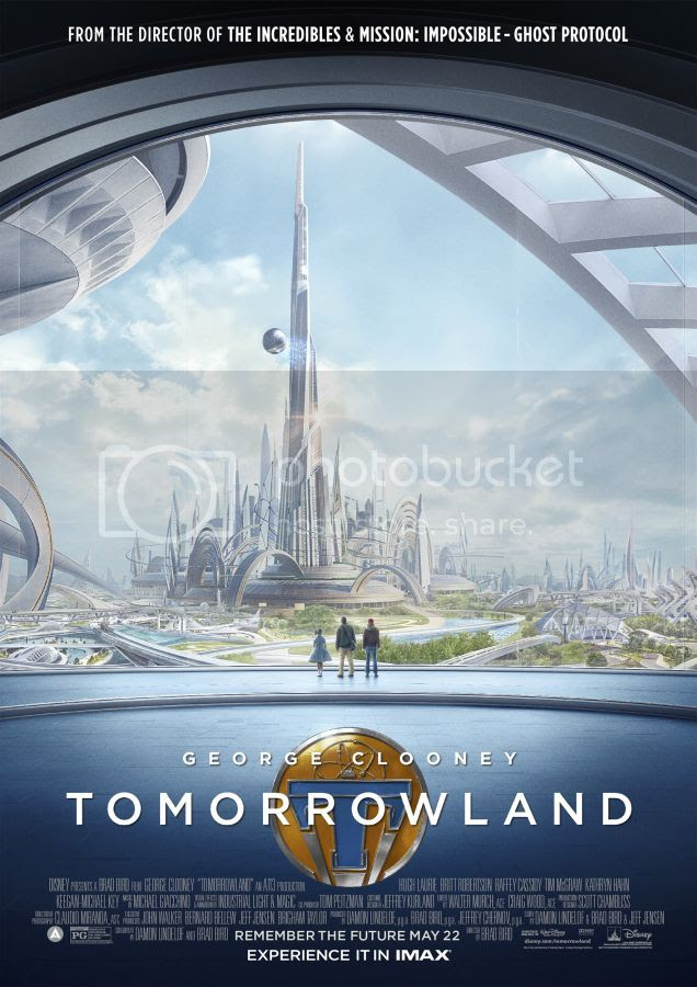 Tomorrowland IMAX Disney