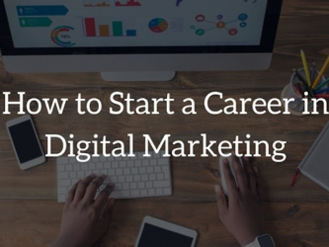 The Beginners 10 Tips To Start A Career In Digital Marketing. How To Start Earning Passive Income Online.