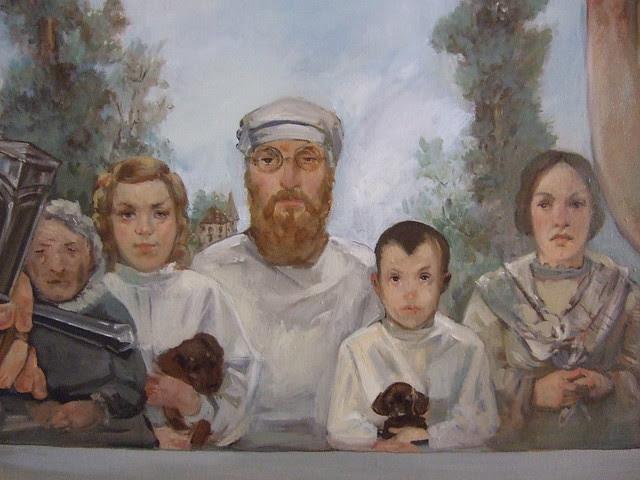 gumeniuk family family