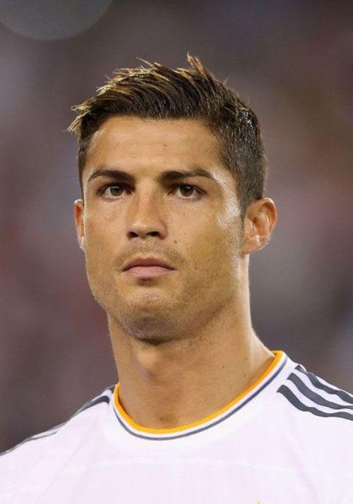 Cristiano Ronaldo Hairstyle Latest 2016 Bacalah A