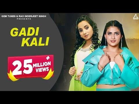GADI KALI | Renuka Panwar | Pranjal Dahiya, MP1 | Ricky Singh, Mon T | Haryanvi Songs Haryanavi 2020