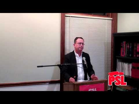 Brian Becker, PSL leader, analyzes US strategy in Iran, Iraq and Syria