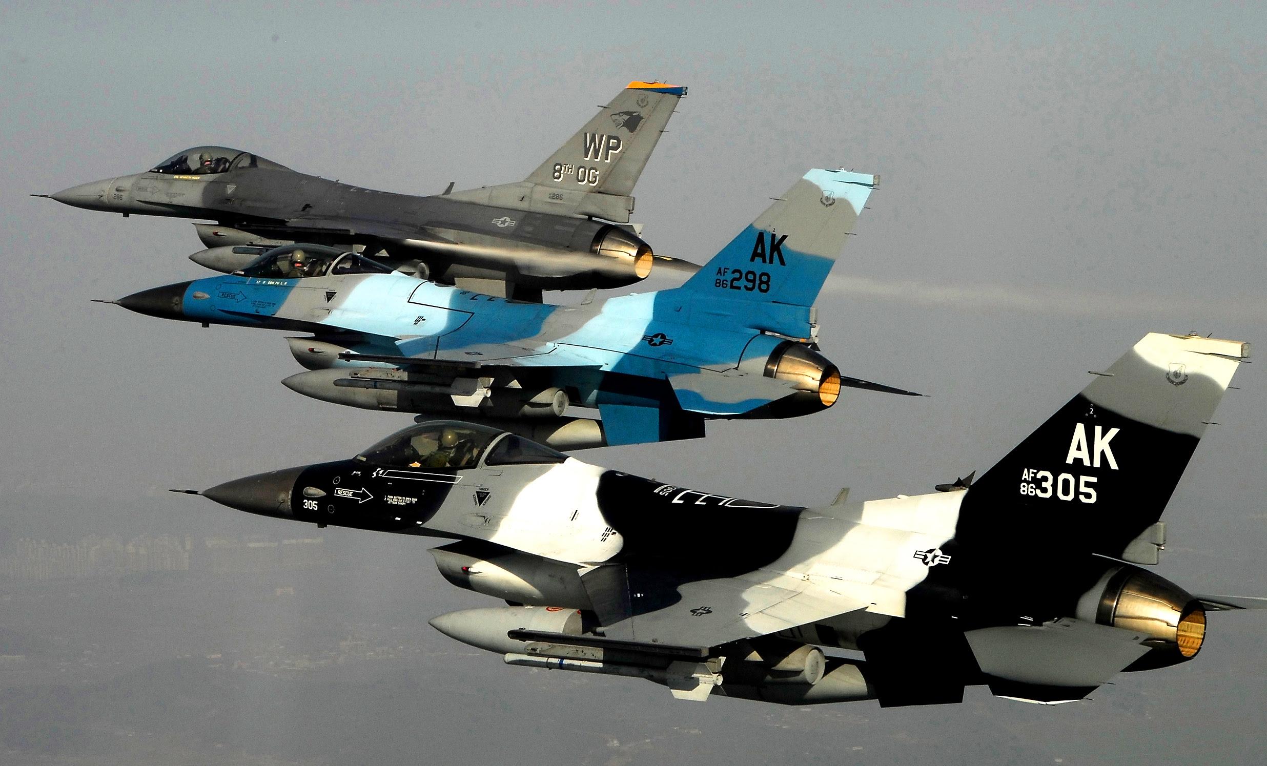 TNI AU datangkan 24 F-16 block 52 lagi !