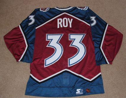 Colorado Avalanche Patrick Roy