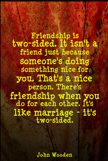 24 One Sided Friendship Quotes And Pictures