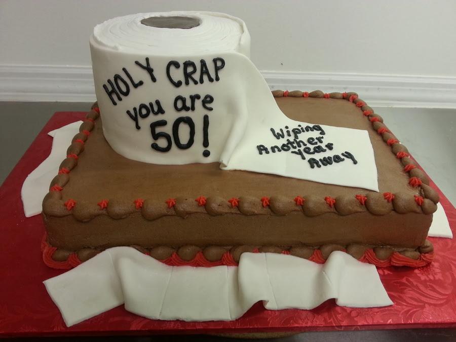 Cake Ideas For 50th Birthday Female