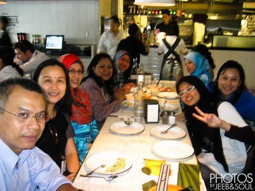 HST Farewell Lunch @ Ben's