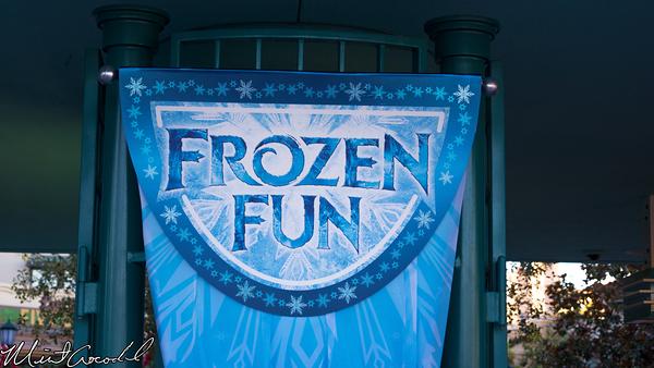 Disneyland Resort, Disney California Adventure, Frozen Fun, Buena Vista Street