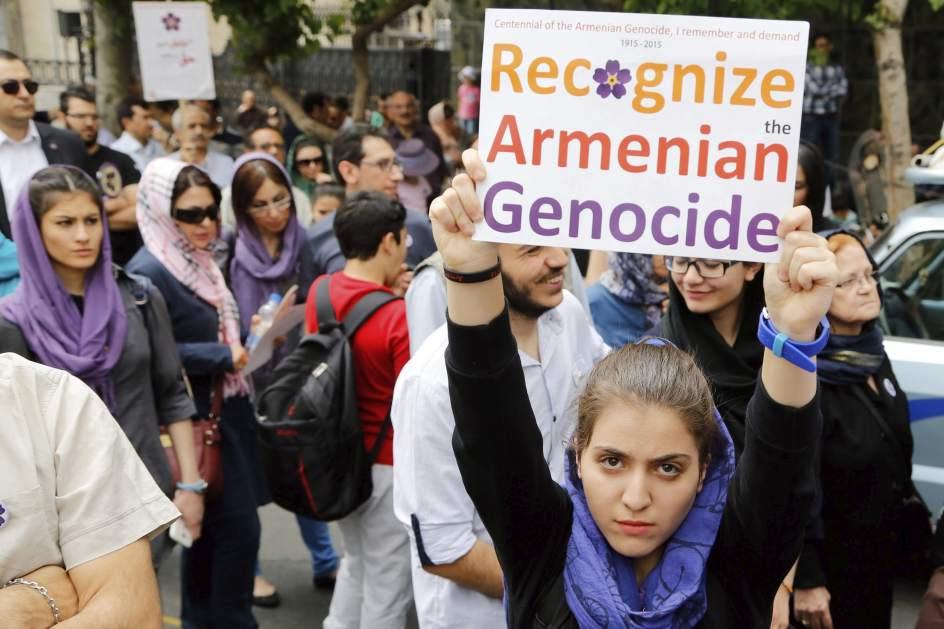 Cien años del conflicto turco-armenio