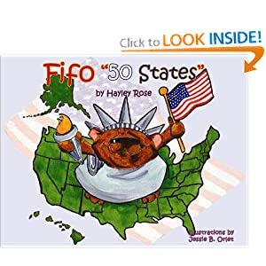 Fifo 50 States (Mom's Choice Award Recipient, 1st Place Purple Dragonfly Awards, National Indie Excellence Award Finalist)
