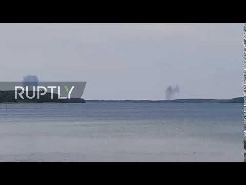 Γερμανία: Σύγκρουση 2 Eurofighter μαχητικών. Σώος ο ένας πιλότος!