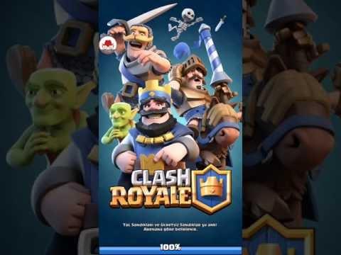 Yine 2 Destansı - Clash Royale
