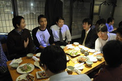 七福, 代々木八幡, JJUG CCC 2008 Fall 懇親会