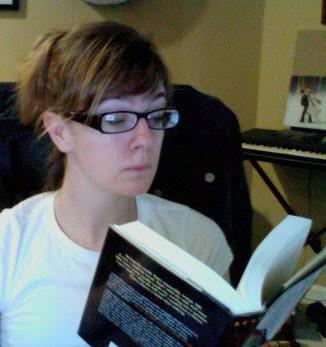 My New Glasses Make Me Scholarly