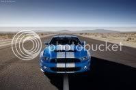 Galería de fotos Mustang GT500