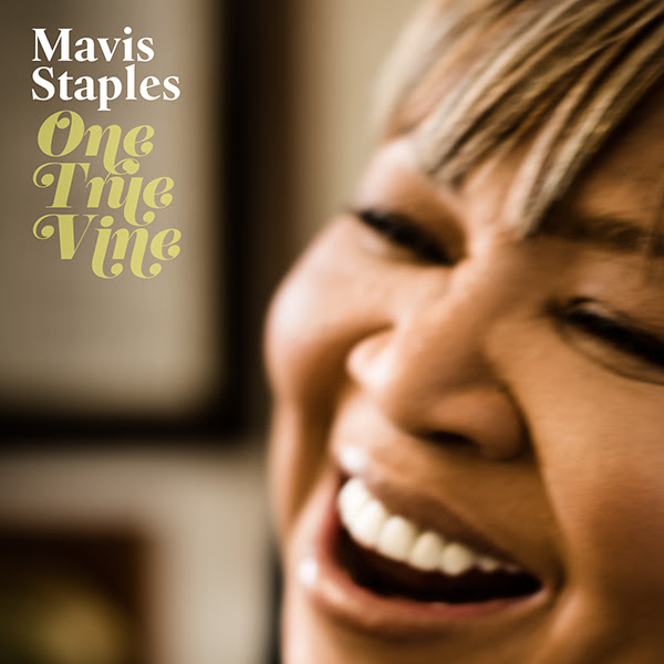 Mavis Staples Announces New Jeff Tweedy-Produced Album One True Vine