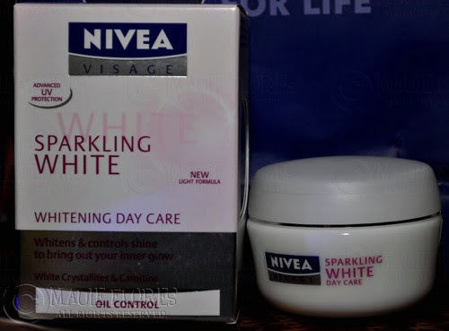Nivea Visage Sparkling White Whitening Day Care1