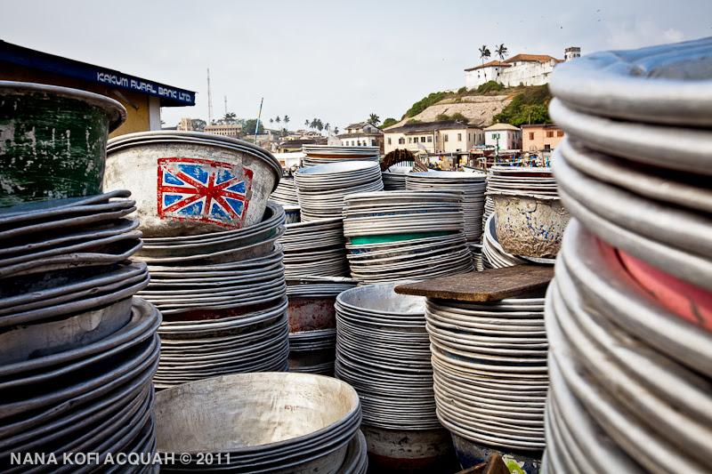 Elmina - Fish Basins