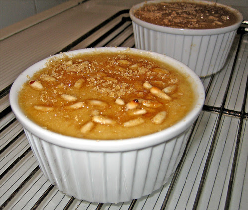 Crema di ricotta con farina di castagne by fugzu