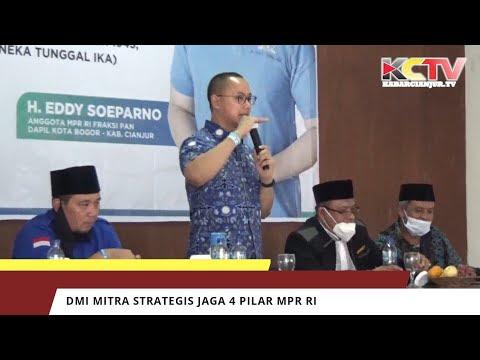 DMI Mitra Strategis Jaga 4 Pilar MPR RI