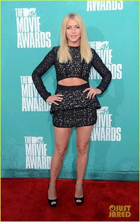 Julianne-Hough-mtv-movie-awards-2012