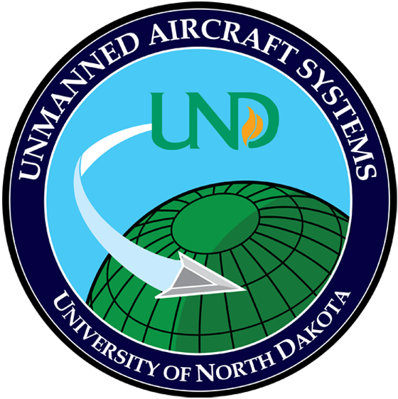 Logos | UAS Aerospace Research | University of North Dakota