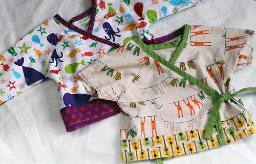 Kimono PJ top