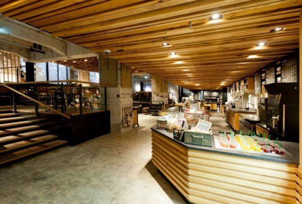 12 Coffee shop interior designs from around the world