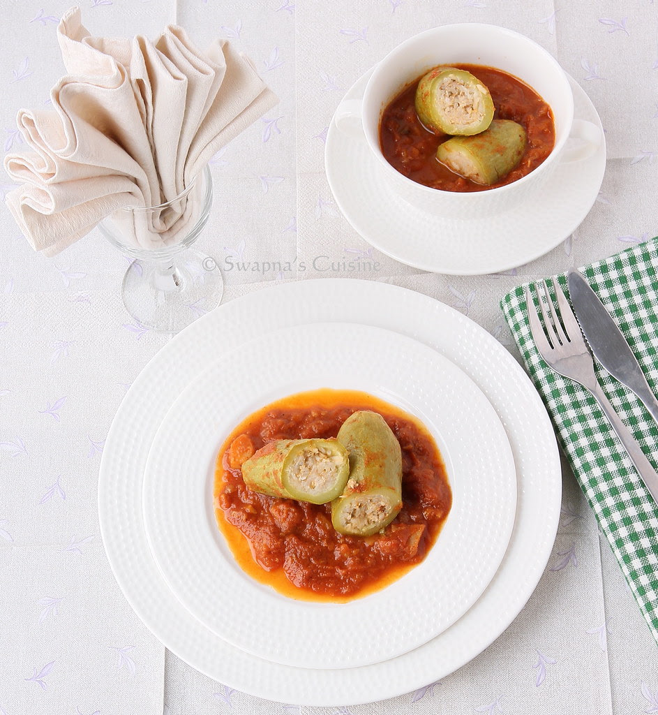 Mediterranean Kousa Recipe