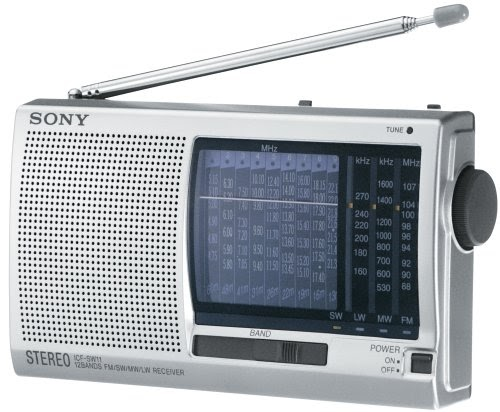Shortwave radio archive sony icf sw11 12 band world band for Icf pricing