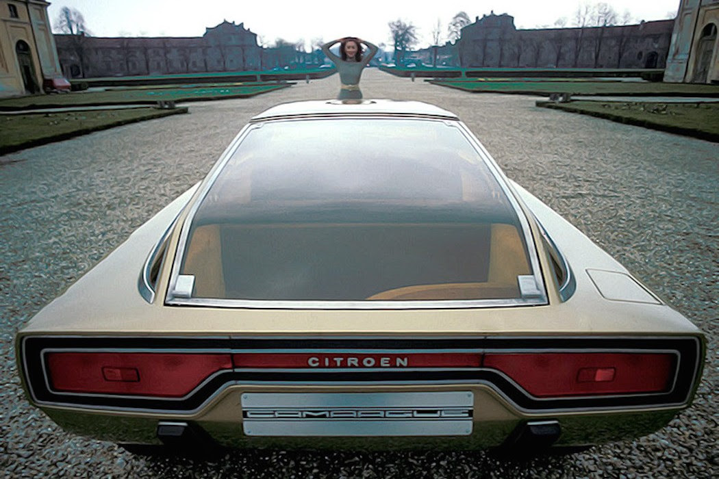 Citroën GS Camargue Concept (1972)   Elusive Magazine