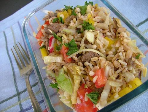 insalata di 5 cereali2