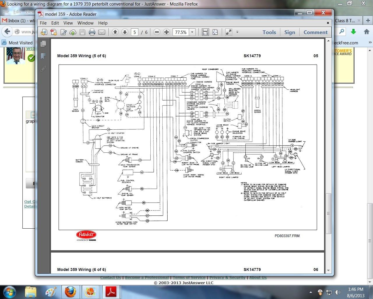 19 Luxury Peterbilt 359 Wiring Diagram