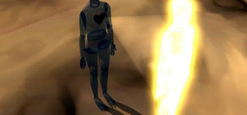Jiwa manusia (ilustrasi)