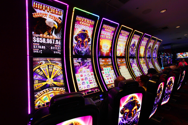 Best slot machines to play in vegas 2019