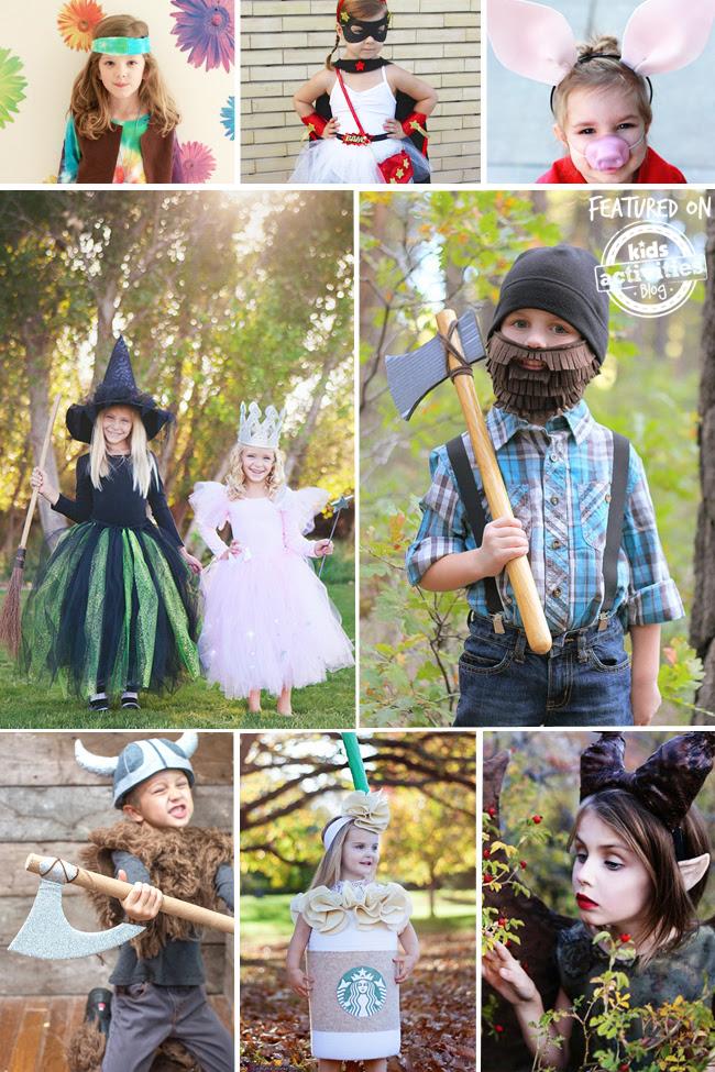23 Idea Easiest At Home Halloween Costume
