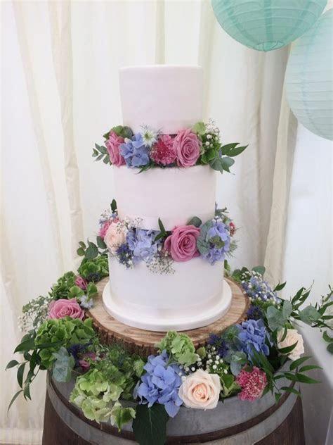 Wedding Cakes Pembrokeshire West Wales, UK