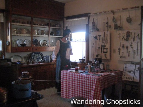 Day 3.4 Stevens-Crawford Heritage House - Oregon City 14