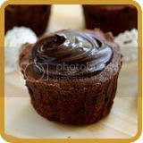 Milk Chocolate Mini Bundt Cakes