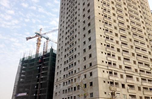 Biệt-thự, biệt-thự-triệu-đô, biệt-thự-liền-kề, nhà-bỏ-hoang, dự-án, khu-đô-thị, Lideco, Văn-Phú, Văn-Khê, An-Hưng, Park-City,  bộ-xây-dựng, savills-vn, cbre, tư-vấn