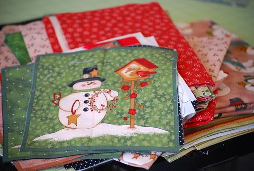 Christmas gift WIP