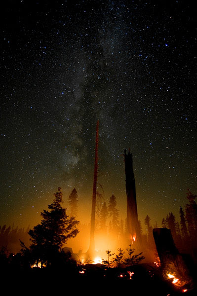 Astronomy Photographer: Primal Wonder, Larry Andreasen. Astronomy Photographer of the Year 2010
