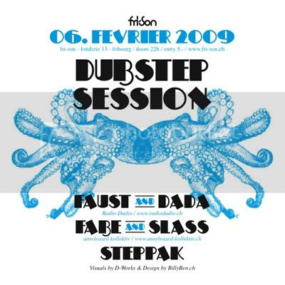 6 February Dubstep Session