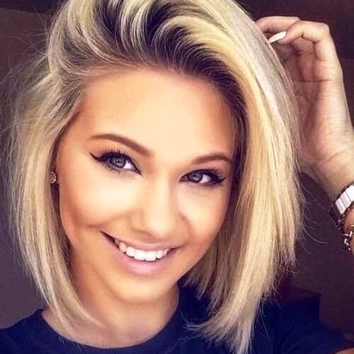 29 Best Hairstyles For Round Faces To Get An Astonishing Look