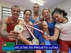 Alunos do Projeto Lutas são destaques no Campeonato Paulista de luta olímpica