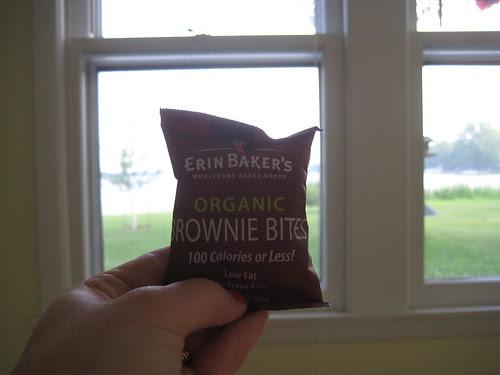 Erin Baker's Organic Brownie Bites