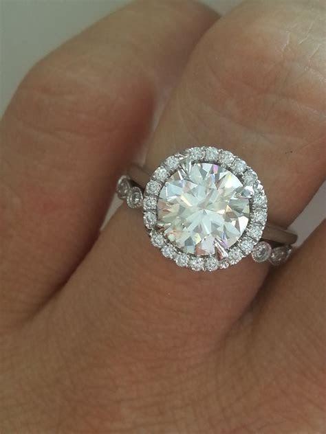 Show me you David Klass Engagement Rings