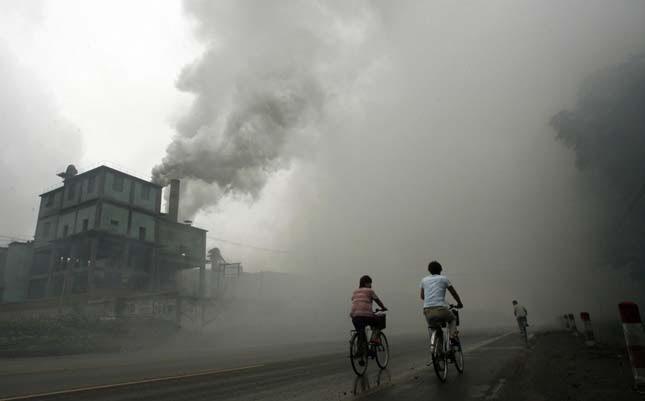 Linfen, Kína
