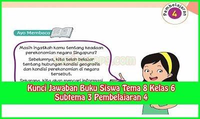 Kunci Jawaban Bahasa Indonesia Halaman 112