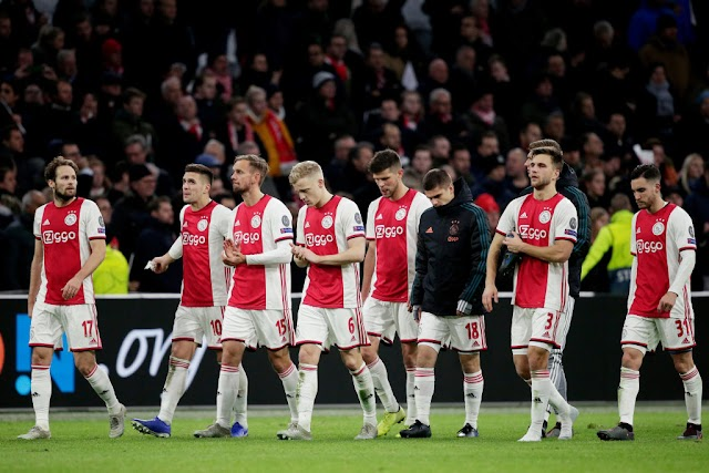 AJAX FC.... What could have gone wrong?